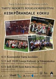 Festivali plakat