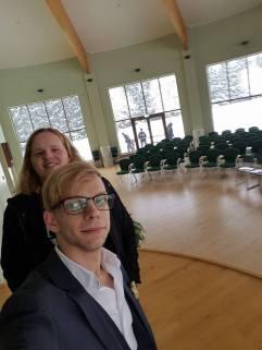 Rühmagiidid: Meelis ja Priit Tartu Waldorfgümnaasiumis